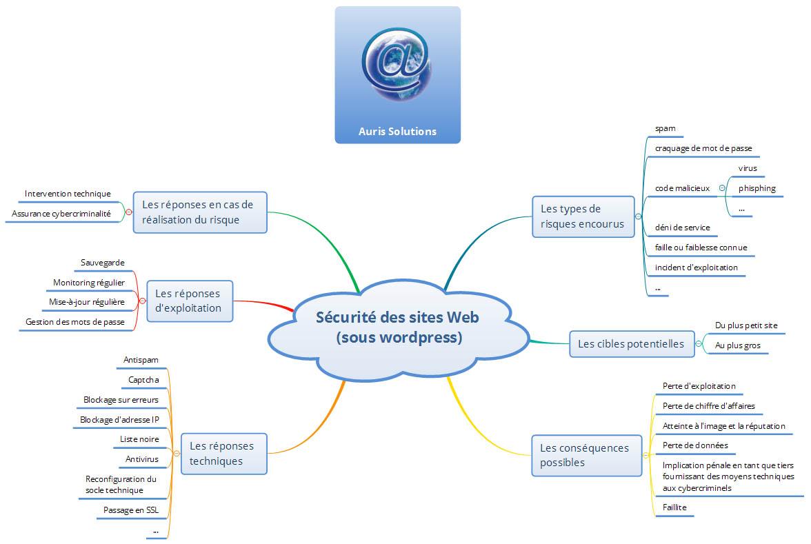 Auris Solutions : nous sécurisons votre site internet