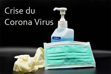 crise du corona virus